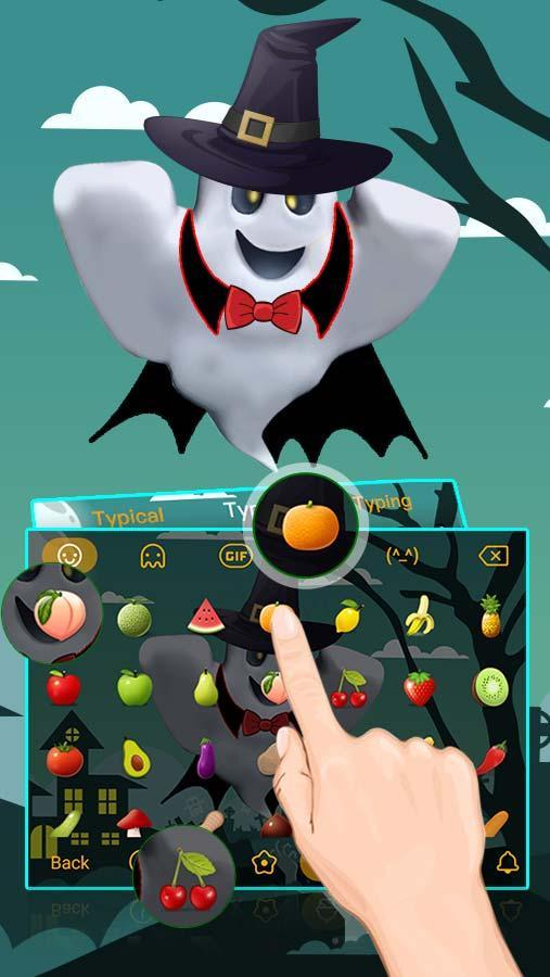 Friendly Ghost Keyboard for Android - APK Download