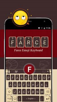 Farce poster