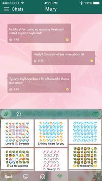 My Sunshine Typany Theme apk screenshot