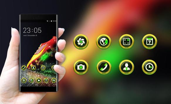 Cool theme for Gionee A1 sports shoes wallpaper screenshot 3
