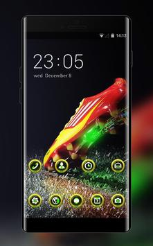 Cool theme for Gionee A1 sports shoes wallpaper poster