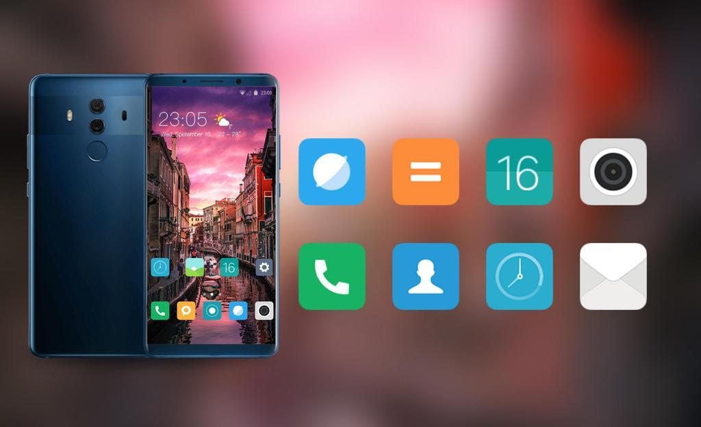Theme for vivo v9 pro venice landscape for Android - APK