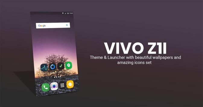 Theme for vivo z1i / Vivo Z1 poster