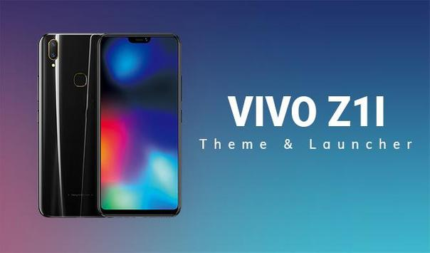 Theme for vivo z1i / Vivo Z1 screenshot 1