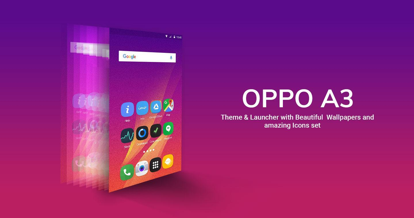 Theme for Oppo A3 | Oppo F7 youth for Android - APK Download
