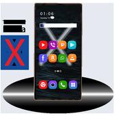 Theme for Nokia X icon