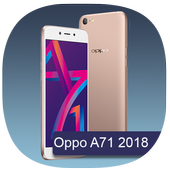 Theme for Oppo A71 2018 icon