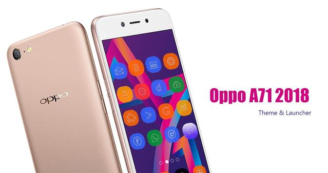 Theme for Oppo A71 2018 poster