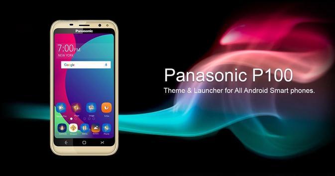 Theme for Panasonic P100 / P100 plus poster