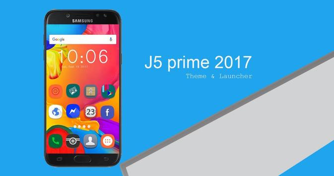 Theme for Galaxy J5 Prime 2017 poster