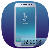 Theme for Samsung J3 2018 / Galaxy J2 2018 icon