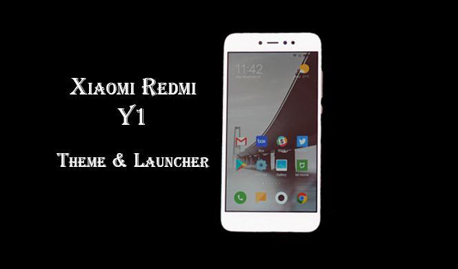 Mi Y1 Launcher Download