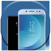 Theme for Samsung Galaxy A5 2018 icon