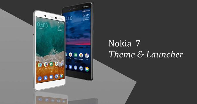 Theme for Nokia 7 | Nokia 7 plus poster