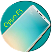 Theme for Oppo F5 | F5 selfie expert icon