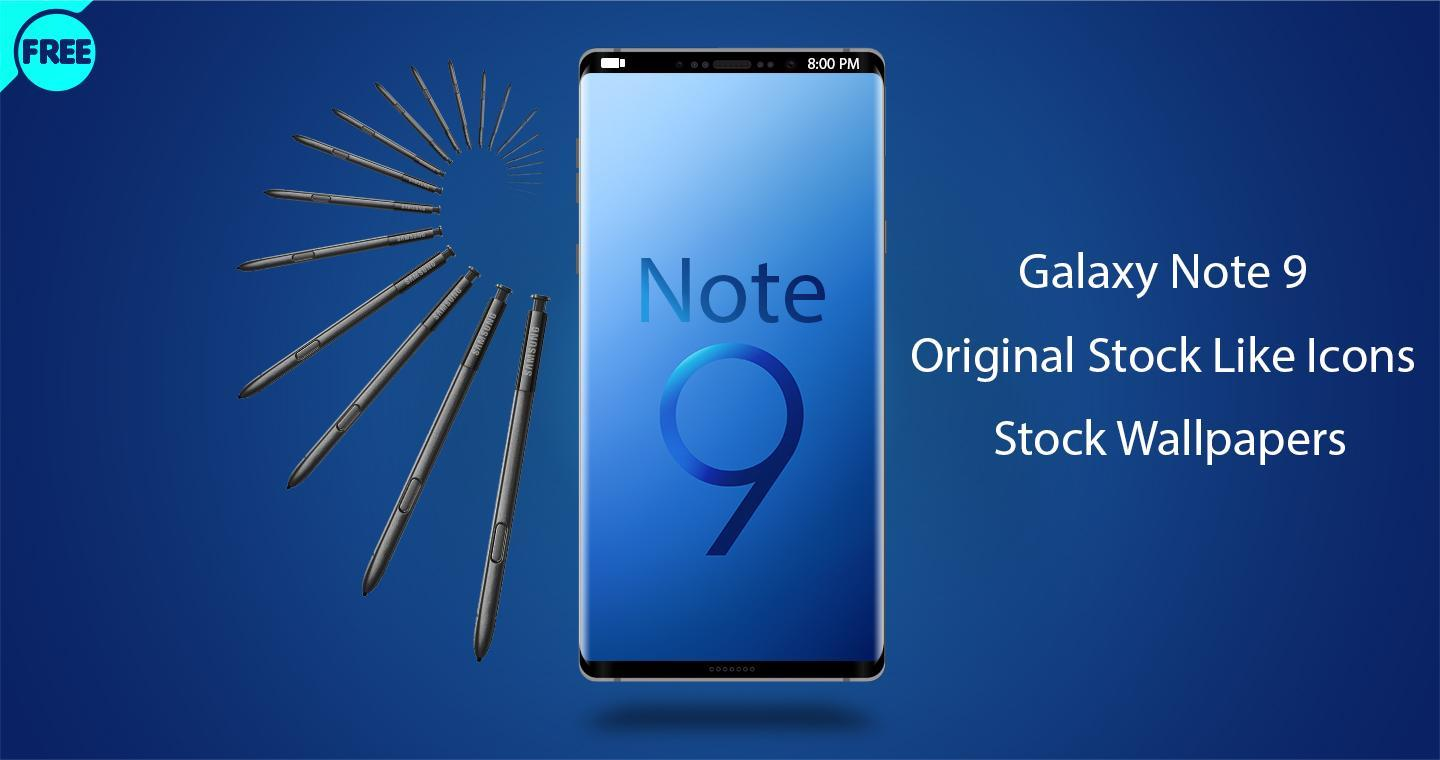 Theme for Galaxy Note 9 | Samsung Note 9 for Android - APK Download
