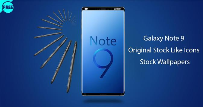 Theme for Galaxy Note 9 | Samsung Note 9 for Android - APK