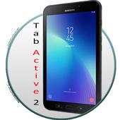 Theme for  Samsung Galaxy Tab Active 2 icon