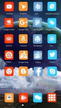 Theme for  Samsung Galaxy Tab Active 2 screenshot 3
