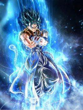 Goku Ultra Instinct Mastered Wallpaper 100% Poder screenshot 10