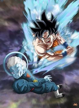 Goku Ultra Instinct Mastered Wallpaper 100% Poder screenshot 13