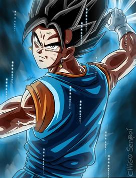Goku Ultra Instinct Mastered Wallpaper 100% Poder screenshot 15