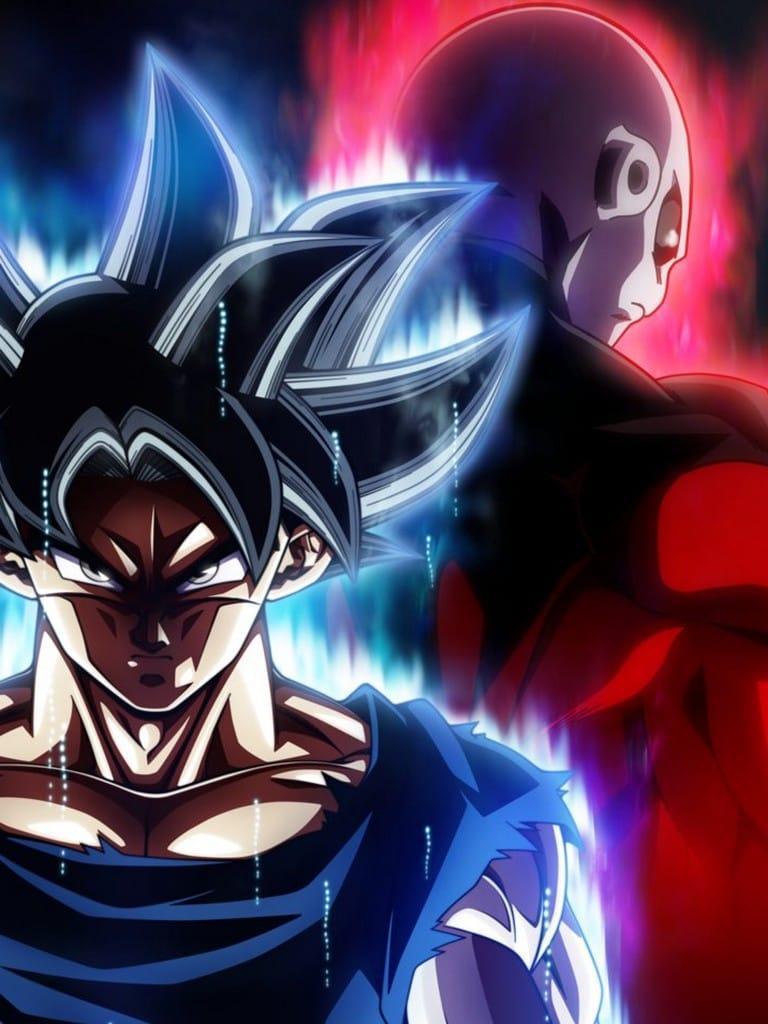 Goku Ultra Instinct Mastered Wallpaper 100 Poder For Android