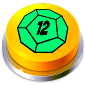 Dodecahedron Dice icon