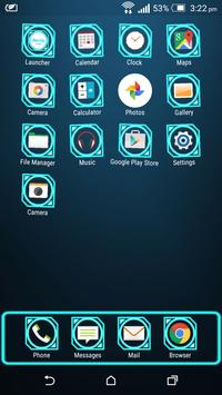 Jarvis Launcher and Theme apk screenshot