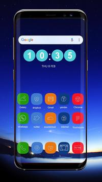 Theme for Samsung galaxy s9 | S9 plus | S9+ screenshot 1