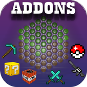 Mods & Addons for Minecraft PE (MCPE) icon
