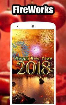 New Year photo Frames 2018 screenshot 8