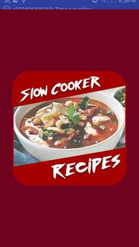 Slow Cook Flavorful Recipes poster