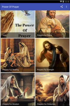 POWER OF PRAYER screenshot 8