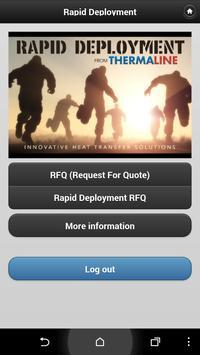 Rapid Deployment apk screenshot