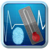 Thermometer: Fever Check Prank icon