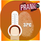 Body Thermometer Tempera Prank icon