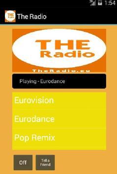 The Radio Player screenshot 1