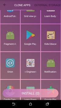 Second World Apps Cloner screenshot 6