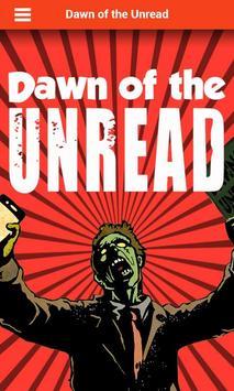 Dawn of the Unread poster