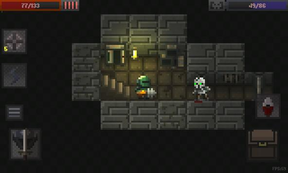 Caves (Roguelike) apk screenshot