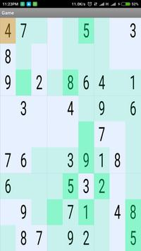 Sudoku Game screenshot 1