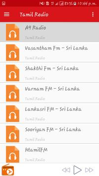Tamil Radio screenshot 1