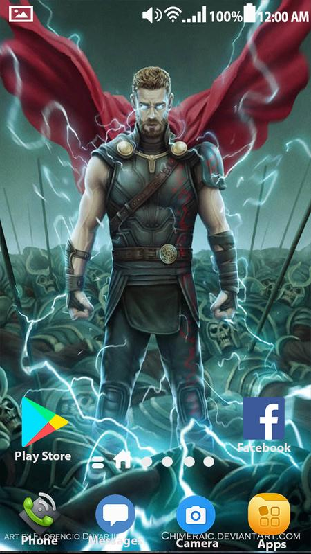 Superhero Thor Wallpapers HD for Android - APK Download