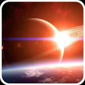 Planet 5 Live Wallpaper icon