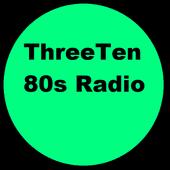 ThreeTen 80s Radio icon