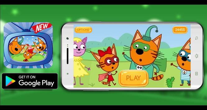 Three Cats Adventure screenshot 1