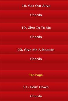 All Songs of Three Days Grace screenshot 1