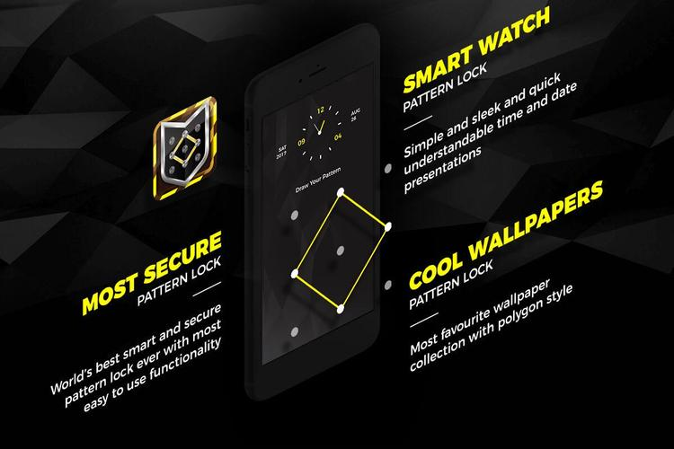 Automatic Screen Lock Smart Pattern Lock For Android APK Download Gorgeous Cool Lock Patterns