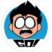 Titans Go Hero Run icon